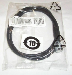 Dell Status Indicator LED Lead Cable for PowerEdge Servers DP/N: 0HH932
